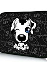 "Bolsa em Neoprene 7"" para iPad Mini/Galaxy Tab2 P3100/P6200/Google Nexus 7/Kindle Fire HD - Cachorro"