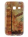 Retro design Big Ben Pattern Hard Case for Samsung Galaxy Y Duos S6102