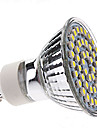 2W GU10 LED-spotlights MR16 48 SMD 3528 120 lm Naturlig vit AC 220-240 V