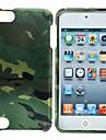 Camuflagem Caso Design Pattern rígido para o iPod Touch 5