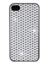 Starry Pattern Hard Case for iPhone 4/4S (Assorted Colors)
