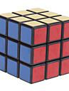 SHS 3x3x3 Quebra-cabeça Cubo Mágico QI para iniciantes (Black Base)