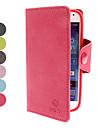 PU кожаный чехол с карты памяти для Samsung Galaxy S4 мини-I9190 (разных цветов)