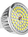 MR16 6W 48x2835SMD 580-650LM 5800-6500K Природные Белый свет светодиодный спот лампа (12)