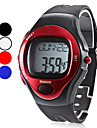 Unisex Calorie Counter Heart Rate Monitor Style Rubber Digital Automatic Wrist Watch (Assorted Colors) Cool Watch Unique Watch