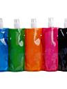 Портативный складной Водные виды спорта Бутылка для спорта Симпатичные Колбы