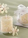 Plumier Vela Floral-Scented com ceramica Candle Holder