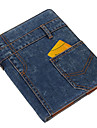 Denim Material Design with Stand Case for iPad2/3/4