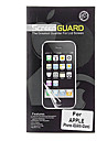 Professionel Anti-glare LCD Screen Guard med Rengøringsklud til iPhone 4/4S
