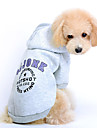 46 JONK Style Pet Hoodies for Dogs (Assorted Color,XS-XL)