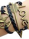 Vintage 7Cm Women'S Black Fabric Wrap Bracelet(Black)(1 Pc) inspirational bracelets