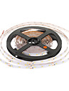 5M 300-LED 3000K Warm White Light LED Strip Light (DC 12V)
