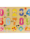 Dani Wooden Arithmetic Jigsaw Puzzle Board
