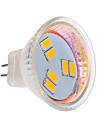 3W Точечное LED освещение MR11 6 SMD 5630 270 lm Тёплый белый / Холодный белый DC 12 V