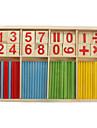 Bambou intelligence mathematique baton jouets classiques
