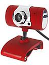 5.0 Megapixels USB 2.4 PC Camera Webcam with CD