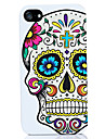 Joyland Cross Skull Pattern ABS Back Case for iPhone 5/5S