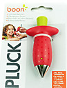 1 pieces Peeler & Rape For Pour Fruit Silikon Haute qualite / Creative Kitchen Gadget / Nouveautes