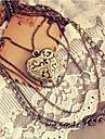 Бижутерия Ожерелья с подвесками Для вечеринок / Повседневные Сплав Женский Бронза Свадебные подарки