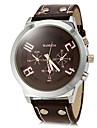 Hombre Reloj Cuarzo Reloj de Vestir PU Banda