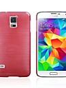 UV Lakk rajzolás folyamatát PC Material Back Cover védő héj Samsung Galaxy i9600 S5