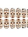 Padrao Cat 12PCS Nail art Luminous Stickers