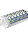 Dimmable R7S 12W 108x3014SMD 1188LM 6000-6501K Cool White Light LED Corn Bulb(AC 220-240V)