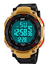 Skmei® Newest Unisex Outdoor Sports Led Digital Multifunction Wrist Watch 50m Waterproof  Cool Watch Unique Watch