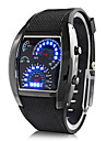Men's Watch Sports Speedometer Style LED Digital Wrist Watch Cool Watch Unique Watch Fashion Watch