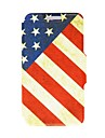 Kinston Nostalgic USA Pattern PU Leather Full Body Case with Stand for Sony Xperia Z1 L39h