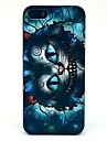 Cat Teeth Pattern Hard Case for iPhone 5/5S
