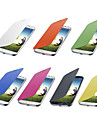 VORMOR® Solid Color Flip Cover Case for Samsung Galaxy S4 Mini I9190 (Assorted Colors)