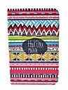 Tribal Carpet Hakuna Matata Pattern Full Body Case with Stand for Samsung Galaxy Tab 2 7.0 P3100