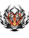 Padrao Fire Tiger Car Adesivos Decorativos