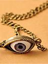 Punk demom Eye Pingente Liga (Bronze) (1 Pc)