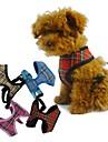 애완 동물을위한 조정 선택 개 조끼 하네스 로프 개들은