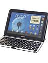 Wireless-3.0 Handy bluetooth Aluminium + ABS-Tastatur fuer Samsung Galaxy Note 10.1 N8000