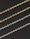 Necklace Chain Necklaces Jewelry Wedding / Party / Daily / Casual Fashion Platinum Plated / Gold Plated Silver 1pc Gift