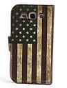флаг США узор искусственная кожа с покрытием стенд крышка случая стенд всего тела для Samsung Galaxy S3 i9300