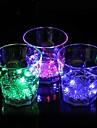 Coway бар посвящен светоизлучающих индикатор Ночная восьмиугольной стеклу