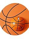 Novelty Basketball Shape 2.4G Wireless Optical Mouse for Laptop Desktop 1200DPI