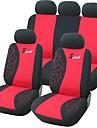 9 PCS Set Car Seat Covers Universal Fit Acessorios Auto
