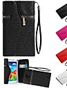 Wallet style Full Body Case for Samsung Galaxy S4 I9500 (Assorted Color)