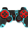 verdrahtet Dual Shock Controller mit Silikon Skin Cover fuer PS3