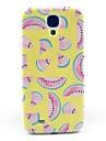 Pour Samsung Galaxy Coque Motif Coque Coque Arriere Coque Fruit Polycarbonate pour Samsung S4