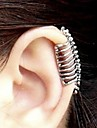 Women's Ear Cuffs Alloy Skull / Skeleton Jewelry For Party Daily Casual