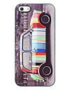 Hard Case Belle Colorful Car Design Aluminium pour iPhone 4/4S