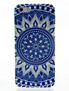 Blue and White Porcelain Pattern Hard Case for iPhone4/4S