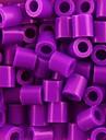 около 500 шт / мешок 5мм фиолетовые бусы предохранителей Hama бисер DIY головоломки Ева материал Сафти для детей ремесла
