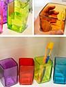 copo doces multifuncional cor escova de dentes (cor aleatoria)